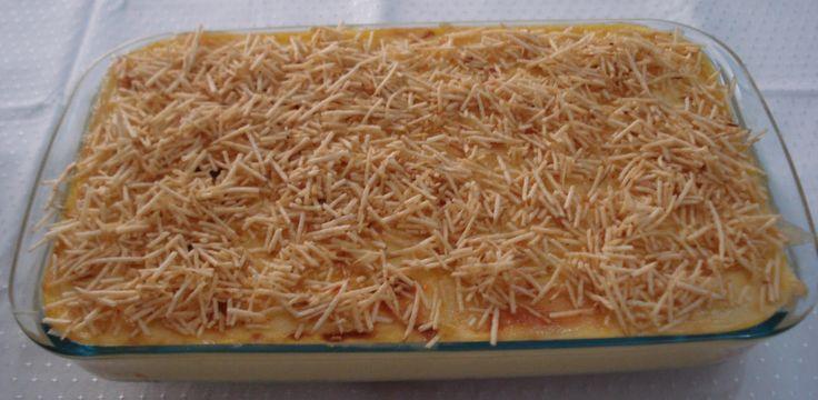O Arroz de Forno com Creme de Milho é um prato único fácil de fazer, cremoso e saboroso. Faça para a sua família e agrade a todos! Veja Também:Arroz de Fo