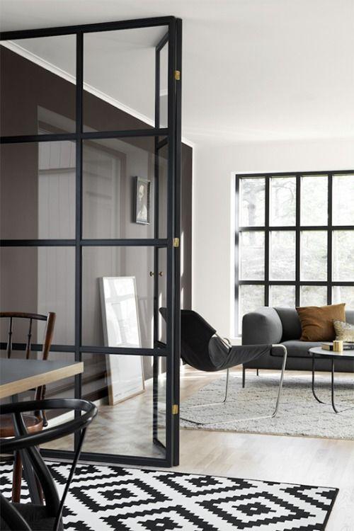 #windows #glass partitions #interior design