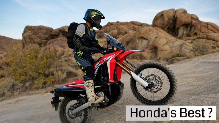 Honda CRF250L Rally The Most Affordable Adventure Bike