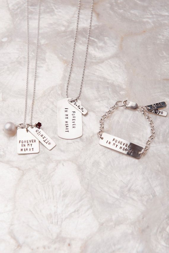 Pin By Raquel Galvez De La Torre On Adoption For Birth Parents Baby Girl Jewelry Birth Parents Silver Baby Bracelet