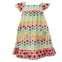 Oobi Holly Heart Dress