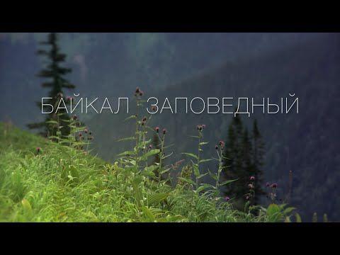 Байкал заповедный - YouTube