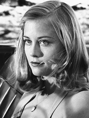 As Jacy Farrow, in The Last Picture Show. Just a great memory to return to once in a while.   - Esquire.com