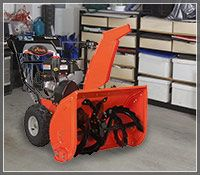 How to Properly Store Your Snow Blower - Power Equipment Direct