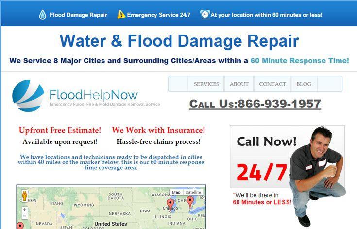 Water & Flood Damage Repair