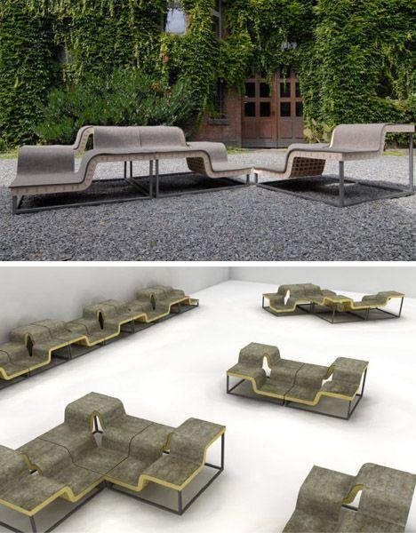 Best 25+ Public seating ideas on Pinterest | Street furniture, Public space  design and Public architecture