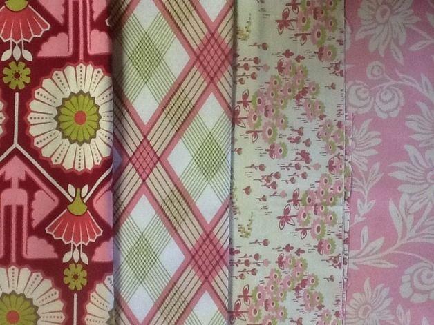 17 best ideas about tissus patchwork on pinterest tissu patchwork diy sac - Lot de tissu patchwork ...