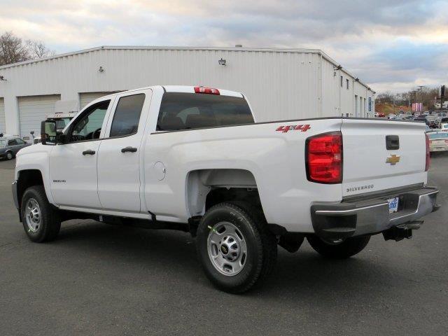2019 Chevrolet Silverado 2500hd Work Truck Chevrolet Silverado