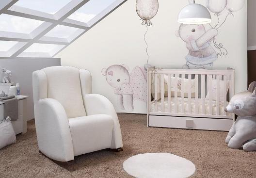 47 best murales infantiles images on pinterest child room mr wonderful and baby rooms - Mural habitacion infantil ...