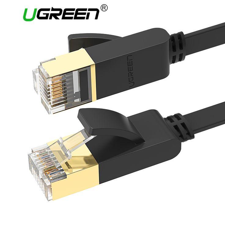 Popular Ugreen Cat Ethernet kabel RJ Cat Wohnung Netzwerk Lan kabel rj Patchkabel Mt
