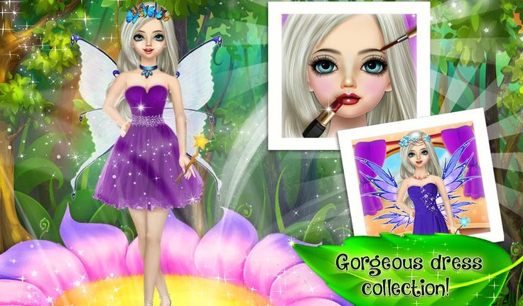 #girlsgame After completion of all the #makeup activities, let's help #Princess to choose amazing #Dressup and give her gorgeous look in this #FairyGame.