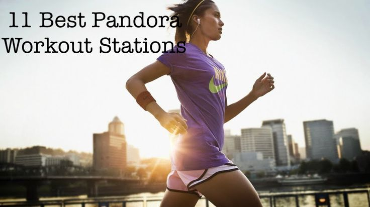 I made a list of my favorite Pandora workout stations that you may not know about. I like all different types of music, so I have a great variation.