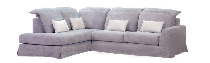 Γωνιακός καναπές Nirvana..Ανακαλύψτε τον