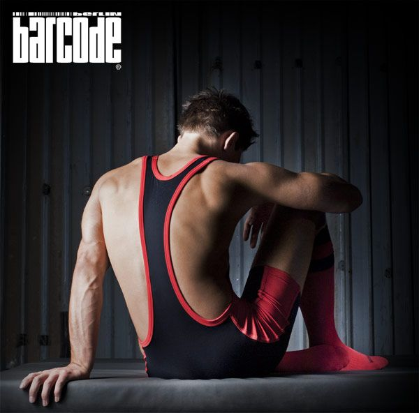 Wrestling Suit Barcode Berlin   Quality made in Europe