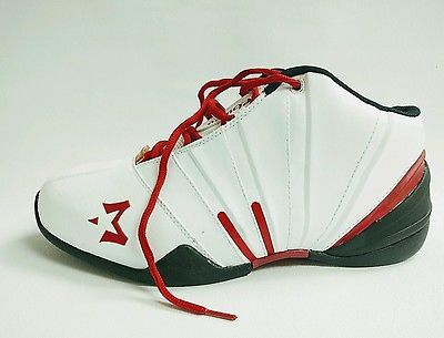 ca1f0040e9f Starbury II 2 Black Red White High Top Basketball Shoe Style 21760 Size 11  US | Clothing @ PhillyPriceFighters | High top basketball shoes, White high  tops, ...