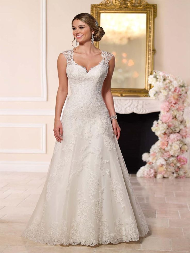 Stella York Darcy available in our Exeter shop. #prudencegowns #stellayork #DressingYourDreams #Exeter #Devon #Cornwall #bride #weddingdress