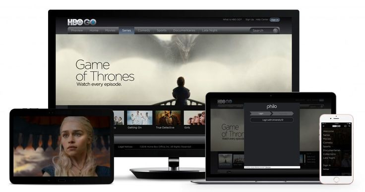 How to Sign-In and Sign-Out Of HBO GO From IOS 10.2 Version?