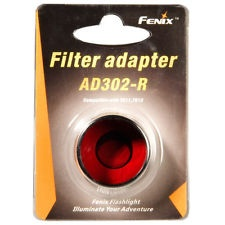 New Fenix TK Series Red Filter TK10/TK11/TK20