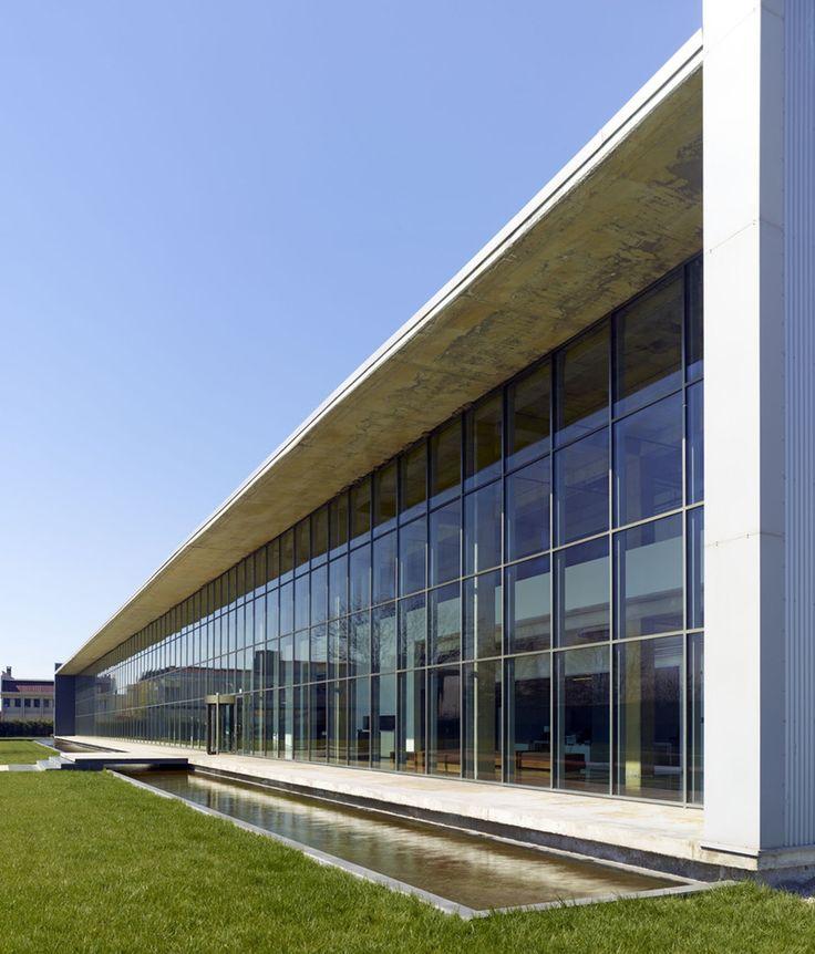 Ipekyol Textile Factory  EMRE AROLAT ARCHITECTS