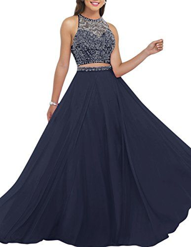 Dresstells® Long Prom Dress 2016 Two Pieces Chiffon E... https://www.amazon.co.uk/dp/B01CM3HINY/ref=cm_sw_r_pi_dp_z-CLxb2CVAKR5