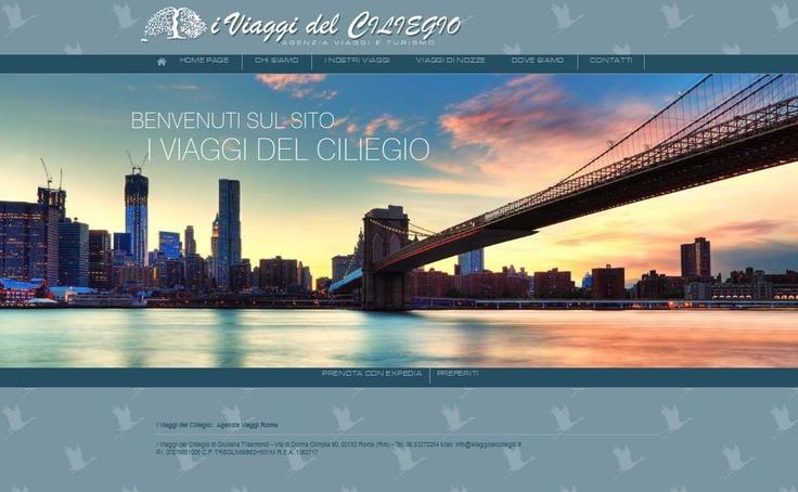 www.iviaggidelciliegio.it  I Viaggi del Ciliegio di Giuliana Trasmondi