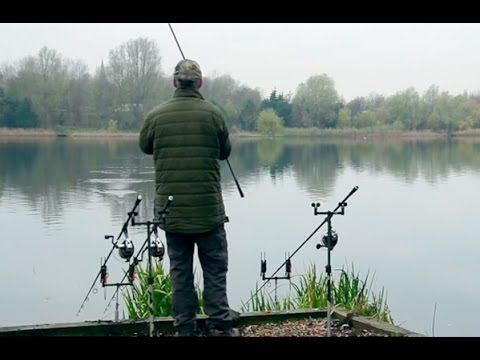 Dave Lane Carp Fishing Video Diary December part 2 from Fishtec