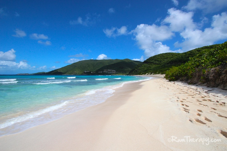 Savannah Bay, Virgin Gorda, British Virgin Islands. Click for more!