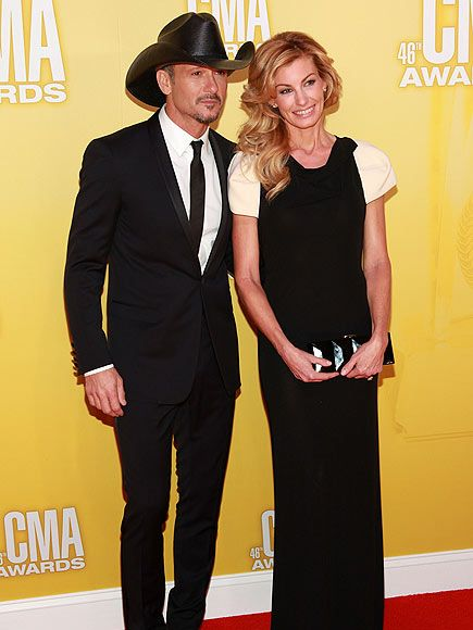 What's up with all the skinniness? Looks unhealthy!  Faith Hill, Tim McGraw