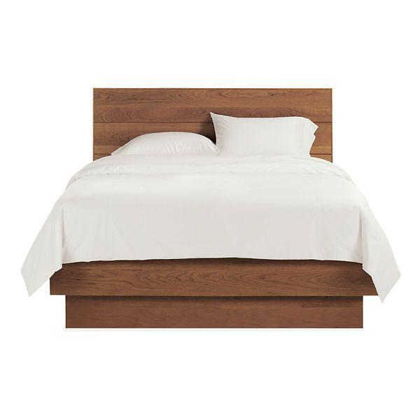 Hudson Bed - Beds - Bedroom - Room & Board
