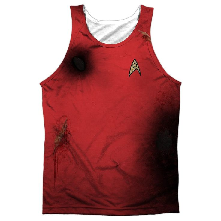 "Checkout our #LicensedGear products FREE SHIPPING + 10% OFF Coupon Code ""Official"" Star Trek/tos Dead Red -adult 100% Poly Tank T- Shirt - Star Trek/tos Dead Red -adult 100% Poly Tank T- Shirt - Price: $24.99. Buy now at https://officiallylicensedgear.com/star-trek-tos-dead-red-adult-100-poly-tank-t-shirt-licensed"