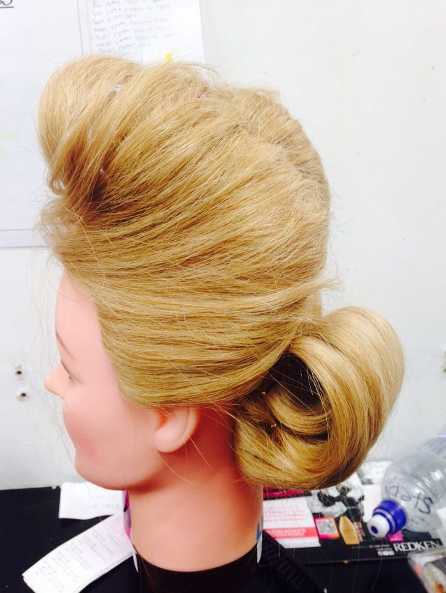 Vintage do by AmberD @subehair