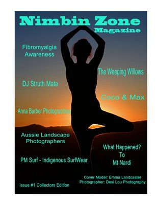 Other Publications: Nimbin Zone Magazine Issue #1 Collector's Edition, $19.95 Print $9.95 Digital. Digital copy free with purchase until Mon 18th July 2016