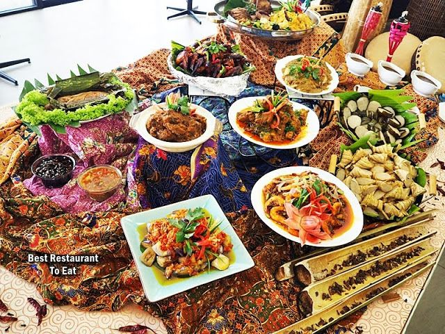 Ramadhan Buffet 2019 Boulevard Hotel Mid Valley Kuala Lumpur Restaurant Recipes Best Street Food Food Reviews