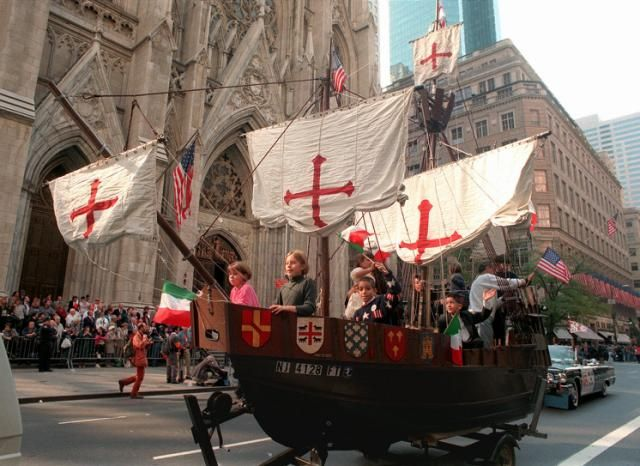 Indigenous Peoples Day Italians Say Stick With Columbus Columbus Day Parade When Is Columbus Day Indigenous Peoples Day
