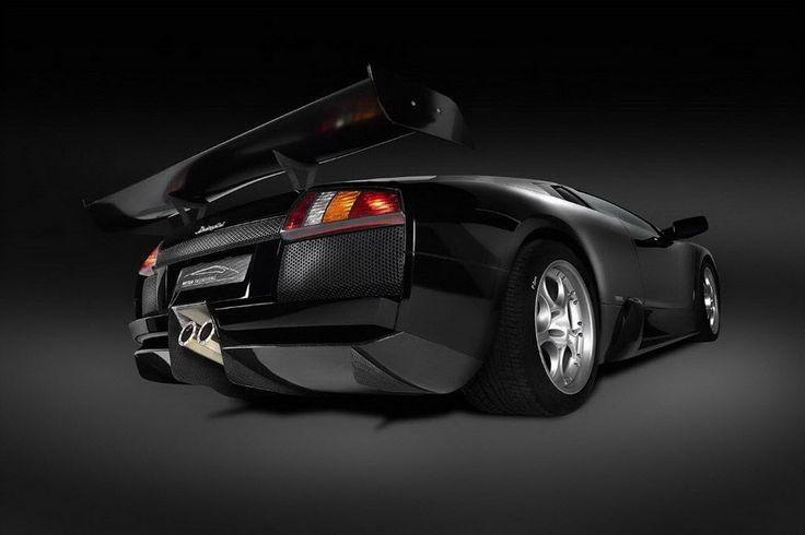 Lamborghini Murcielago Streetversion Pictures