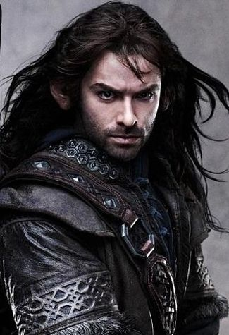 Aidan Turner | 57 British Actors Every Geek Will Recognize  I love Kili SO much!!!