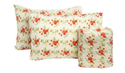 Juego Sábanas Polar Rosalia. Visítanos en tuakiti.com #sabanas #sheets #decoracion #homedecor #hogar #home #habitacion #bedroom #polar #tuakiti