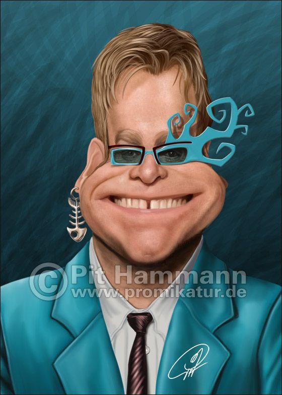 Elton John. 🌻 For more great pins go to @KaseyBelleFox