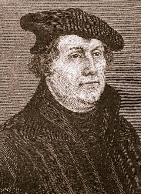 """MARTIN LUTHER...""""In truth, you cannot read too much in Scripture,  and what you read you cannot read too carefully,  and what you read carefully you cannot understand too well, and what you understand well you cannot teach too well, and what you teach well you cannot live too well.""""  (10 November 1483"""