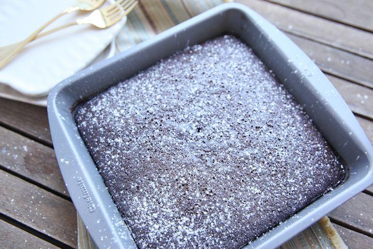 One Pan Chocolate Cake | The Daily Dish