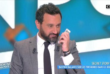 Cyril Hanouna reçoit un appel de son papa en plein direct dans TPMP (VIDEO)