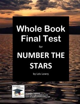 number the stars essays questions