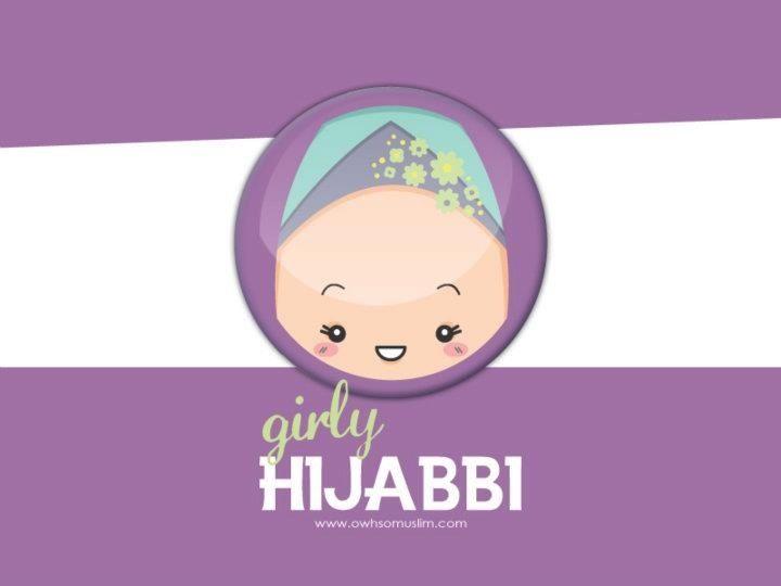 Girlie hijabi <3
