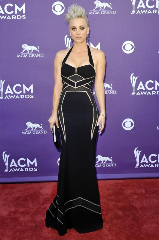 Kaley Cuoco, ACM Awards - Academy of Country Music Awards: The best fashion moments of ACM Awards past