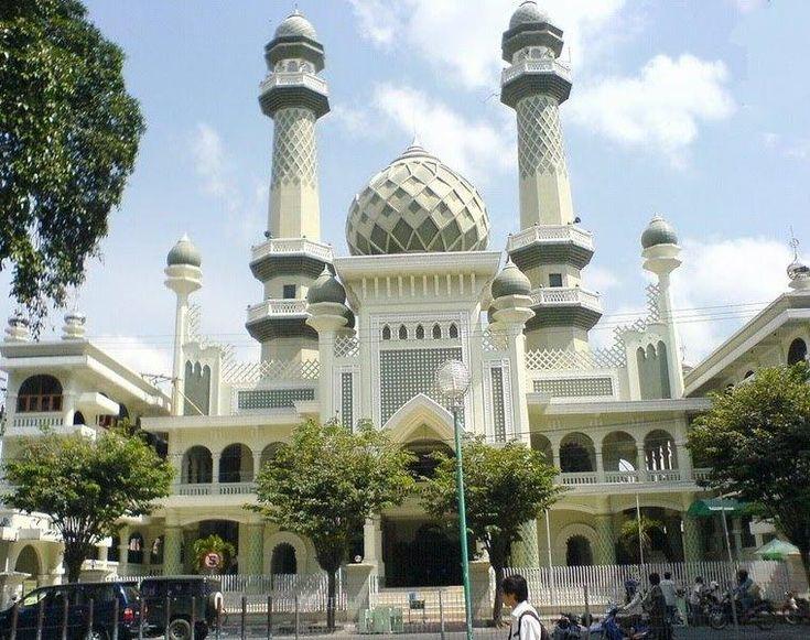 Masjid Agung Malang, Jawa Timur, Indonesia