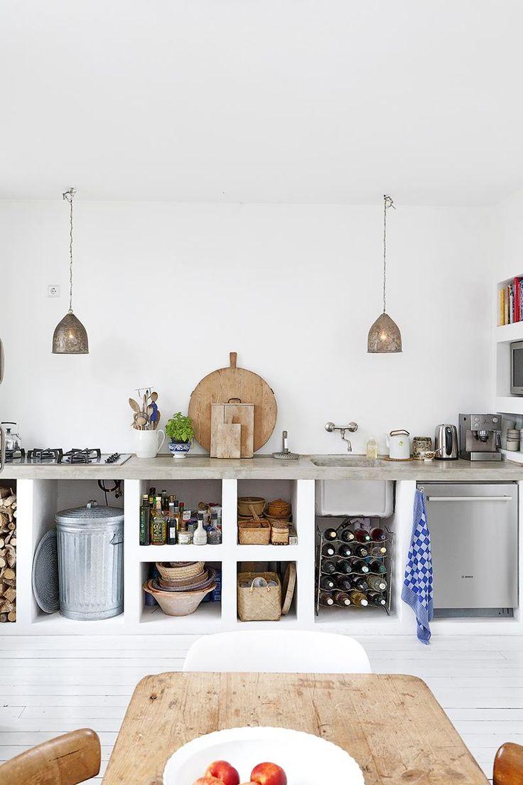 Slow Deco: una vivienda llena de blanco y luz | Decorar tu casa es facilisimo.com