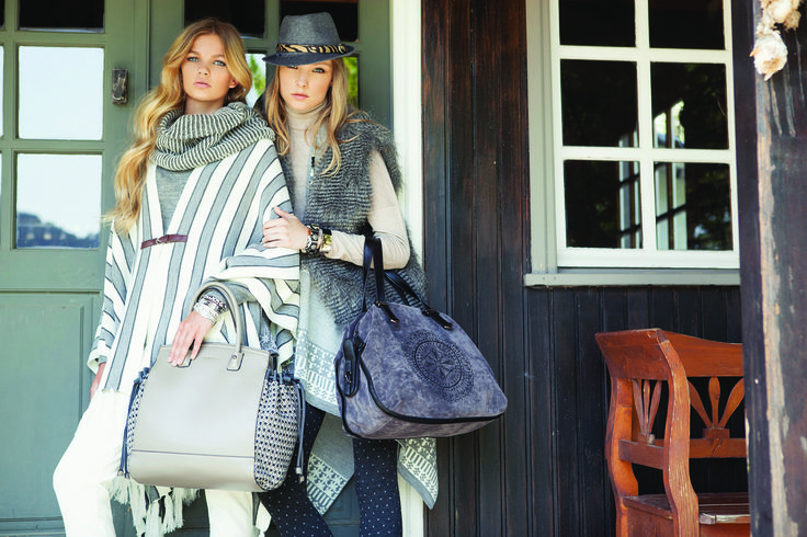 ~ How is it possible for you to come back in this place? You knew that we can not keep our feelings secret. Only the ranch knew.~ Achilleas Accessories Fall Winter 2015 2016