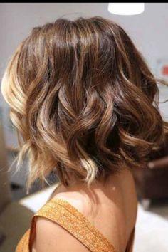 Como ondular cabelo mais curto
