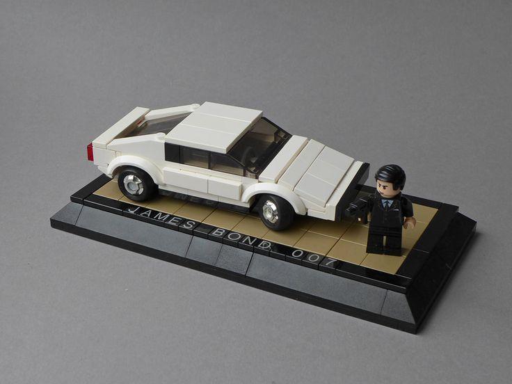 9 best images about a lego james bond on pinterest cars. Black Bedroom Furniture Sets. Home Design Ideas