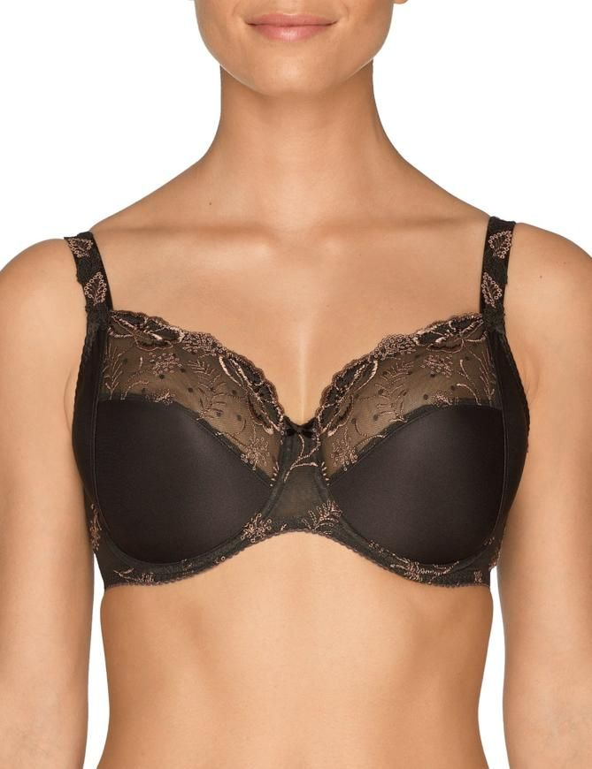 9c11420e99853 0162860 0162861 Prima Donna Mystic Fields Underwired Full Cup Balcony Bra -  0162860 0162861